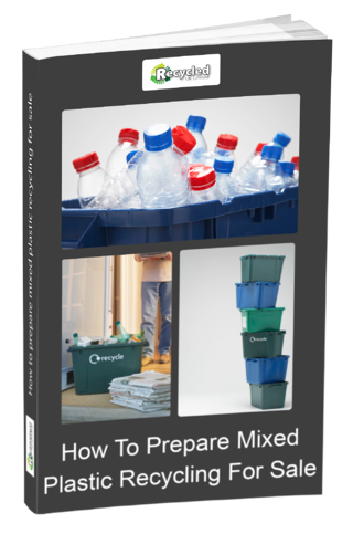 How To Prepare Mixed Plastic Recycling For Sale - Guide Cover Mock UP