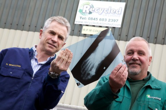 Recycled UK Target the NHS with X Ray Film Recycling Solution.jpg